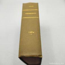Libros de segunda mano: REPERTORIO DE JURISPRUDENCIA. EDITORIAL ARANZADI. TOMO XXXI. 1ª ED. 1964. PAGS. 1920.. Lote 288566493