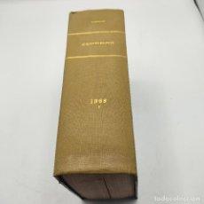 Libros de segunda mano: REPERTORIO DE JURISPRUDENCIA. EDITORIAL ARANZADI. TOMO XXXV. 1ª ED. 1968. PAGS. 1144.. Lote 288566553