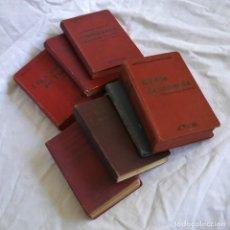 Libros de segunda mano: 7 LIBRITOS COMERCIO MERCANTIL, REVISTA DE LOS TRIBUNALES. VER TÍTULOS EN FOTOS ADICIONALES. Lote 288722023