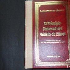 Libri di seconda mano: EL PRINCIPIO UNIVERSAL DEL MÓDULO ELLIOTT, ANTONIO SÁEZ DEL CASTILLO, ED. GESMOVASA. Lote 290583938