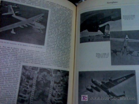 Diccionarios de segunda mano: DICCIONARIO ENCICLOPÉDICO DE ESPASA CALPE AÑO 1957 8 tomos - Foto 4 - 27640061