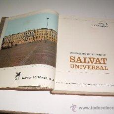Diccionarios de segunda mano: DICCIONARIO ENCICLOPEDICO SALVAT UNIVERSAL - TOMO 9. Lote 13919059