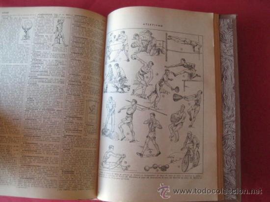 Diccionarios de segunda mano: DICCIONARIO ILUSTRADO LENGUA ESPAÑOLA - SOPENA 1953. TOMO 1.. ENVIO PAQUETE AZUL GRATIS¡¡¡ - Foto 5 - 14186852