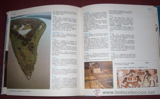 Diccionarios de segunda mano: Detalle de las ilustraciones - Foto 3 - 18498284
