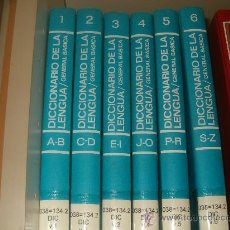 Diccionarios de segunda mano: DICCIONARIO DE LA LENGUA. Lote 26507565