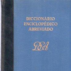 Diccionarios de segunda mano: DICCIONARIO ENCICLOPEDICO ABREVIADO. APENDICE A-Z. ESPASA - CALPE, S.A.. Lote 20333861