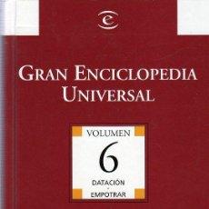 Diccionarios de segunda mano: DICCIONARIO DE CITAS. BIBLIOTECA EL MUNDO. 22 X 14 CM. VOLUMEN 6.. Lote 20821359
