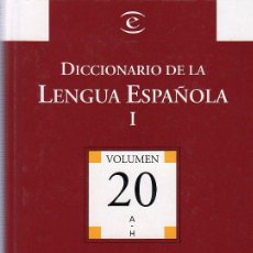 Diccionarios de segunda mano: DICCIONARIO DE CITAS. BIBLIOTECA EL MUNDO. 22 X 14 CM. VOLUMEN 20.. Lote 20821465