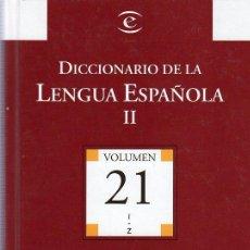 Diccionarios de segunda mano: DICCIONARIO DE CITAS. BIBLIOTECA EL MUNDO. 22 X 14 CM. VOLUMEN 21.. Lote 20821476