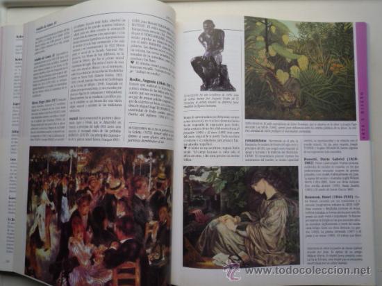 Diccionarios de segunda mano: DICCIONARIO ILUSTRADO DE CONOCIMIENTOS ESENCIALES, 1999, 608 PAG. VER FOTOS. - Foto 2 - 21566828