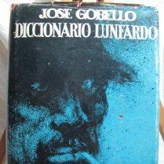 Diccionarios de segunda mano: DICCIONARIO DE LUMFARDO -. Lote 26780982