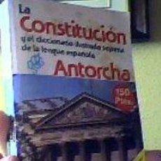 Diccionarios de segunda mano: LA CONSTITUCIÓN Y EL DICCIONARIO ILUSTRADO SOPENA DE LA LENGUA ESPAÑOLA;SOPENA 1978. Lote 25429128