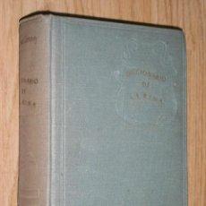 Diccionarios de segunda mano: DICCIONARIO DE LA RIMA POR PASCUAL BLOISE CAMPOY DE EDICIONES AGUILAR EN MADRID 1946. Lote 27501333