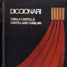 Diccionarios de segunda mano: DICCIONARI MOTS CATALÀ CASTELLÀ / CASTELLÀ CATALÀ - CEUNTER. Lote 28216164
