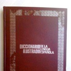 Diccionarios de segunda mano: DICCIONARIO ILUSTRADO DE LA LENGUA ESPAÑOLA, VOLUMEN 2, EDI.VICTOR CIVITA 1973. Lote 28486455