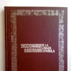 Diccionarios de segunda mano: DICCIONARIO ILUSTRADO DE LA LENGUA ESPAÑOLA, VOLUMEN 1, EDI.VICTOR CIVITA 1973. Lote 28486456
