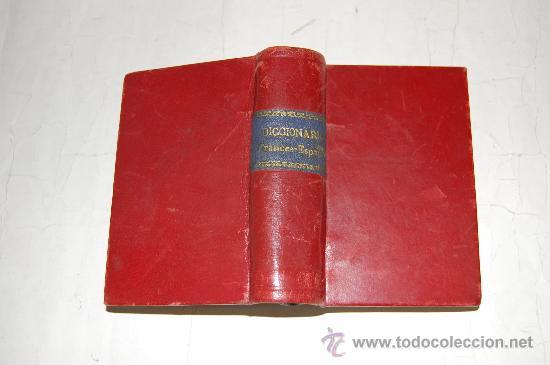 NUEVO DICCIONARIO FRANCÉS – ESPAÑOL Y ESPAÑOL – FRANCÉS CON LA PRONUNCIACIÓN FIGURADA.RM32748 (Libros de Segunda Mano - Diccionarios)
