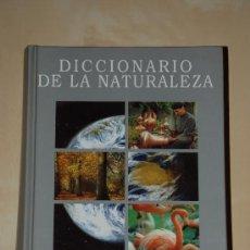 Diccionarios de segunda mano: DICCIONARIO DE LA NATURALEZA. ESPASA CALPE. Lote 29375264