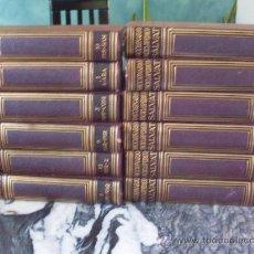Diccionarios de segunda mano: DICCIONARIO ENCICLOPEDICO SALVAT . COMPLETO EN 12 TOMOS . AÑO 1962 ( GE4). Lote 29842873