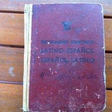 Diccionarios de segunda mano - DICCIONARIO ABREVIADO LATINO - ESPAÑOL . EDICIONES SPES 1960. CUARTA EDICION - 30243203