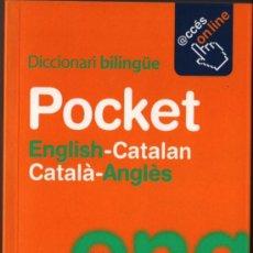 Diccionarios de segunda mano: DICCIONARI VOX POCKET CATALA-INGLES (NUEVO). Lote 30956937