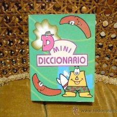 Diccionarios de segunda mano: MINI DICCIONARIO VIDAL.. Lote 32414217