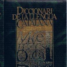 Diccionarios de segunda mano: DICCIONARI DE LA LLENGUA CATALANA - 1984 - ENCICLOPÈDIA CATALANA. Lote 32850500