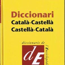 Diccionarios de segunda mano: DICCIONARI CATALÀ-CASTELLÀ - CASTELLÀ-CATALÀ - QUATRE LLIBRES - 2007. Lote 32851082