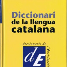 Diccionarios de segunda mano: DICCIONARI DE LA LLENGUA CATALANA - 1O LLIBRES - 2007. Lote 32851097