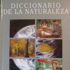 Diccionarios de segunda mano: DICCIONARIO DE LA NATURALEZA. HOMBRE, ECOLOGÍA, PAISAJE. Lote 33336896
