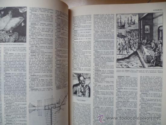 Diccionarios de segunda mano: GRAN DICCIONARIO ENCICLOPEDICO ILUSTRADO - 8 TOMOS completo EDITA : SELECCIONES DEL READER´S DIGEST- - Foto 3 - 33623089