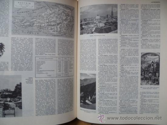 Diccionarios de segunda mano: GRAN DICCIONARIO ENCICLOPEDICO ILUSTRADO - 8 TOMOS completo EDITA : SELECCIONES DEL READER´S DIGEST- - Foto 4 - 33623089
