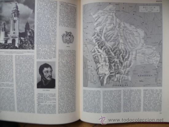 Diccionarios de segunda mano: GRAN DICCIONARIO ENCICLOPEDICO ILUSTRADO - 8 TOMOS completo EDITA : SELECCIONES DEL READER´S DIGEST- - Foto 6 - 33623089