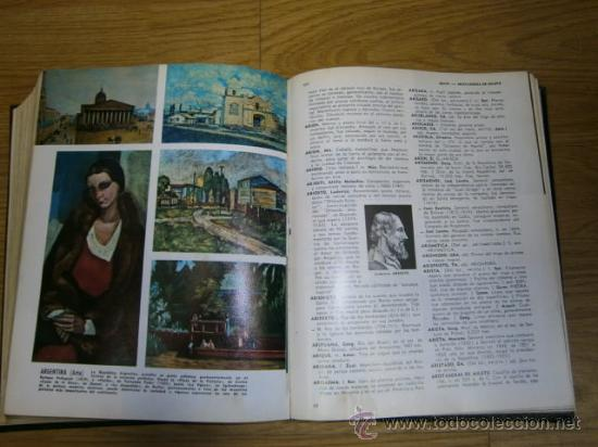 Diccionarios de segunda mano: Diccionario Enciclopédico 9T (Completo) por varios autores de Edaf en Madrid 1970 - Foto 2 - 53643233