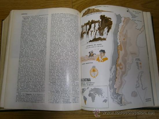 Diccionarios de segunda mano: Diccionario Enciclopédico 9T (Completo) por varios autores de Edaf en Madrid 1970 - Foto 4 - 53643233