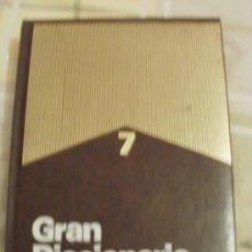 Diccionarios de segunda mano: GRAN DICCIONARIO ENCICLOPEDICO DE ESPAÑOL INGLES. Lote 34688081
