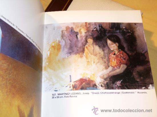 Diccionarios de segunda mano: Diccionario rafols de artistas catalanes,valencianos y de baleares.5 tomos. - Foto 3 - 183636002