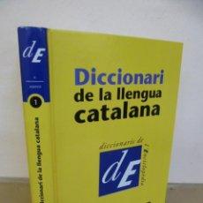 Diccionarios de segunda mano: DICCIONARI DE LA LLENGUA CATALANA VOLUMEN 1: A / ASSERCIO. Lote 34746080