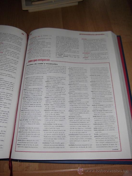 Diccionarios de segunda mano: DICCIONARIO ENRIQUEZCA SU VOCABULARIO READER`S DIGEST MEXICO 2002 - Foto 6 - 35541026