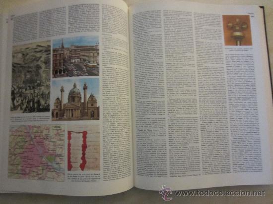 Diccionarios de segunda mano: SALVAT UNIVERSAL DICCIONARIO ENCICLOPÉDICO COMPLETO 20 TOMOS - Foto 4 - 35722181