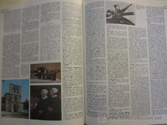 Diccionarios de segunda mano: SALVAT UNIVERSAL DICCIONARIO ENCICLOPÉDICO COMPLETO 20 TOMOS - Foto 5 - 35722181