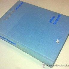 Diccionarios de segunda mano: DICCIONARIO TÉCNICO POLACO-ESPAÑOL (SLOWNIK TECHNICZNY POLSKO-HISZPANSKI). Lote 35865808
