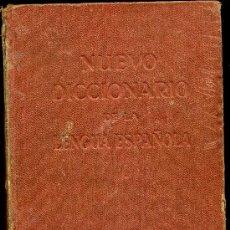 Diccionarios de segunda mano: DICCIONARIO DE LA LENGUA ESPAÑOLA 1958 - 1136 PÁGINAS, FORMATO 19X13 CM.ENVÍO GRATIS. Lote 36622366