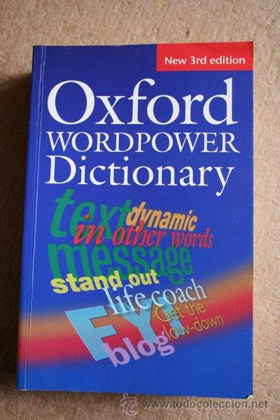 oxford wordpower dictionary  oxford wordpower dictionary. new 3rd edition. - Buy Dictionaries at ...