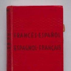 Diccionarios de segunda mano: DICCIONARIO FRANCÉS -ESPAÑOL 1960. Lote 38500912