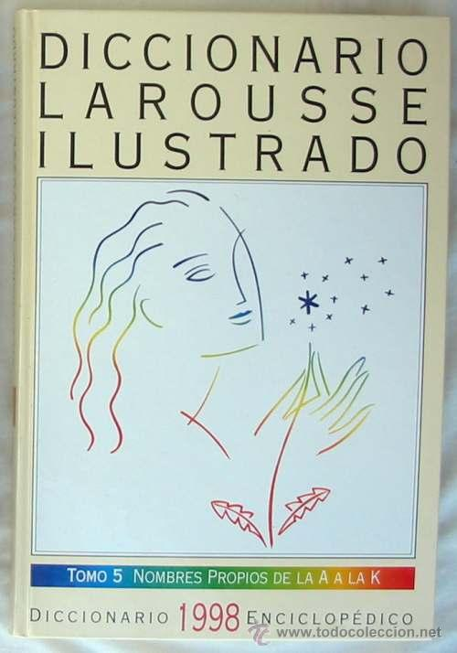 Diccionarios de segunda mano: DICCIONARIO ENCICLOPEDICO LAROUSSE ILUSTRADO - 6 TOMOS COMPLETO - 1998 - VER DESCRIPCIÓN - Foto 2 - 39649501