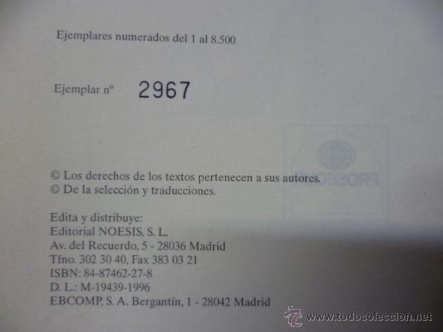 Diccionarios de segunda mano: Diccionario de Citas, 1996. Libro numerado de 8.500 ejemplares. Ejemplar 2967. - Foto 2 - 40001196