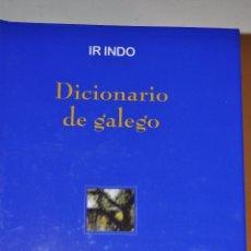 Diccionarios de segunda mano: DICIONARIO DE GALEGO. RM64022. Lote 40936079
