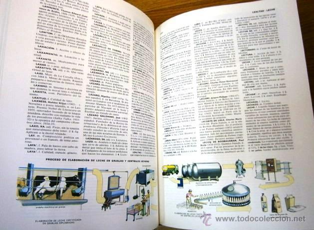 Diccionarios de segunda mano: Nuevo diccionario enciclopédico ilustrado 6T de Club Internacional Libro / Durvan en Bilbao 1998 - Foto 2 - 41110485