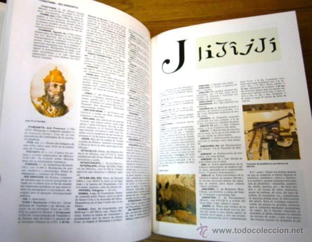 Diccionarios de segunda mano: Nuevo diccionario enciclopédico ilustrado 6T de Club Internacional Libro / Durvan en Bilbao 1998 - Foto 3 - 41110485